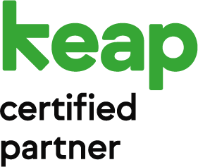keap certified partner color2x